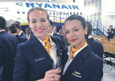 Airline Cabin Crew Stewardess, Flight Attendant training courses London Waterloo Academy