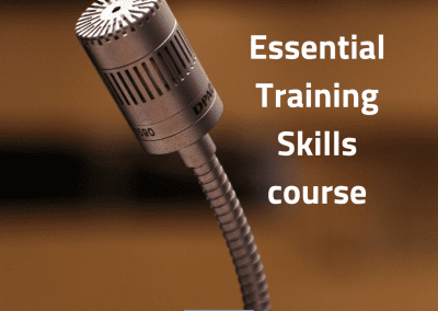 Essential Training Skills course London Academy Waterloo