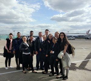Airline Cabin Crew Flight Attendant Stewardess course London Waterloo academy