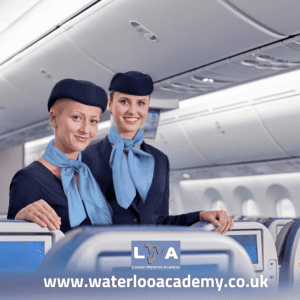 Virtual Airline Cabin Crew Course LONDON WATERLOO ACADEMY