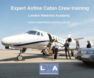 Expert VIP Corporate Airline Cabin Crew training London Waterloo Academy