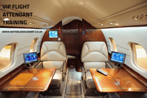 VIP CORPORATE FLIGHT ATTENDANT TRAINING LONDON WATERLOO ACADEMY