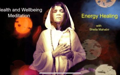 Join Energy Healing meditation with Sheila