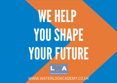 we help to shape your future
