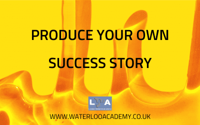 Produce your own success story